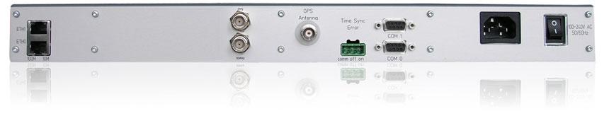 LANTIME M300/GPS : NTP Time Server with integrated GPS radio